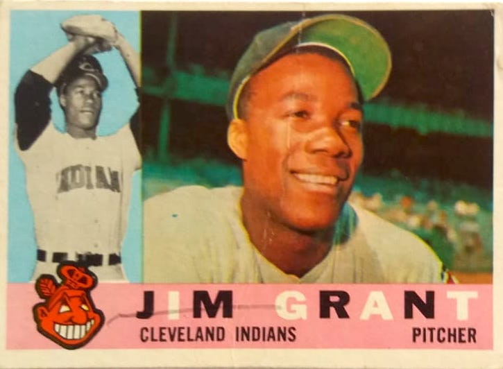 Jim Grant Pitcher