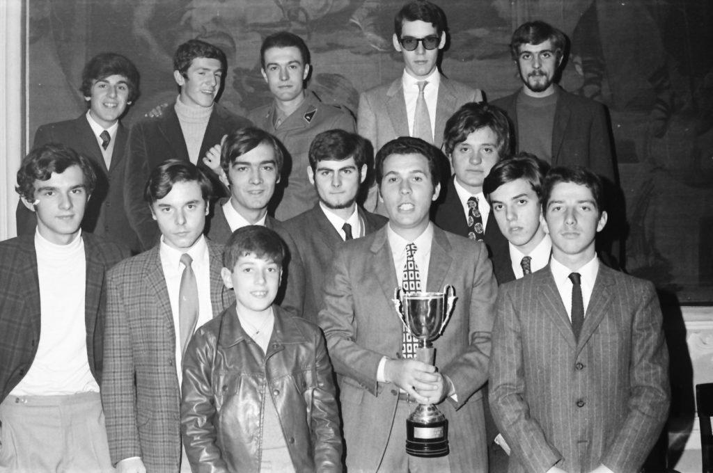 Giorgio Danzi e i suoi ragazzi